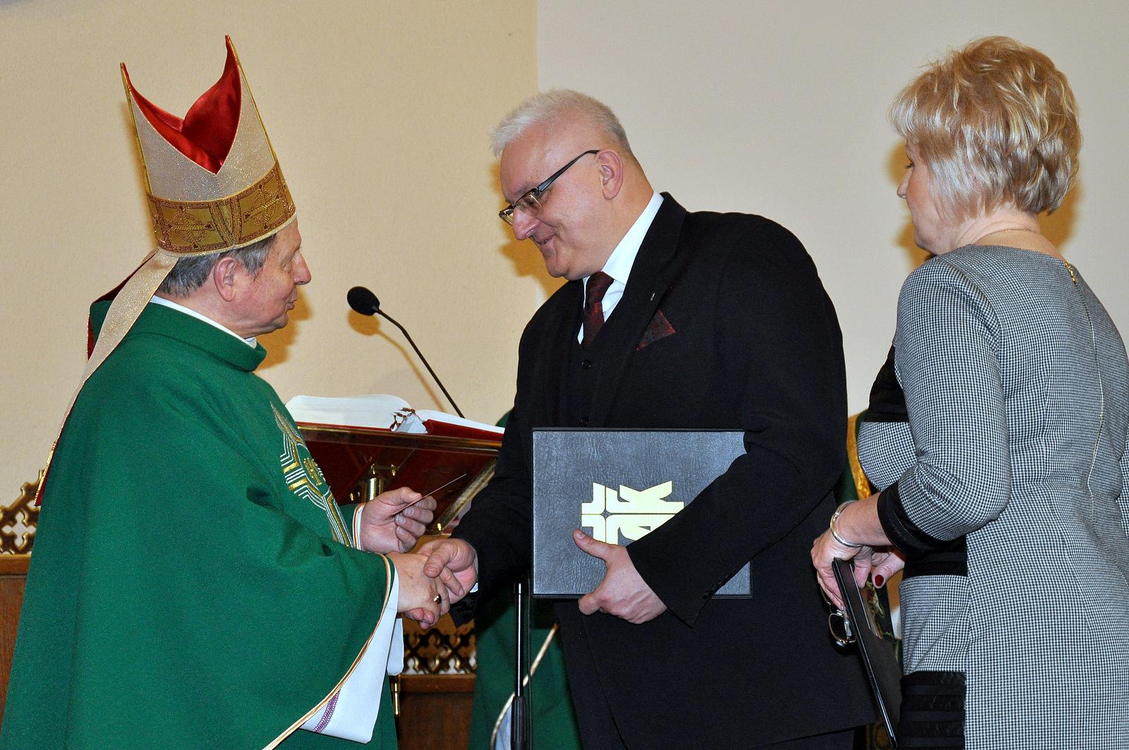 EEEEPatronalne święto Akcji Katolickiej w seminarium duchownym