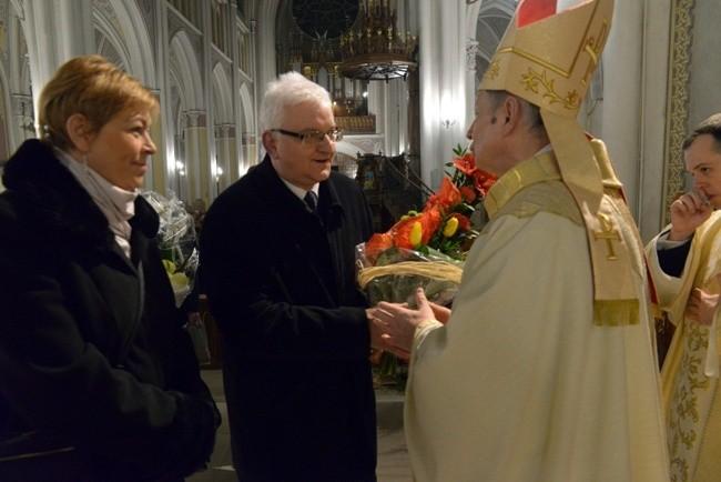 EEEEJubileusz Biskupa Radomskiego Henryka Tomasika