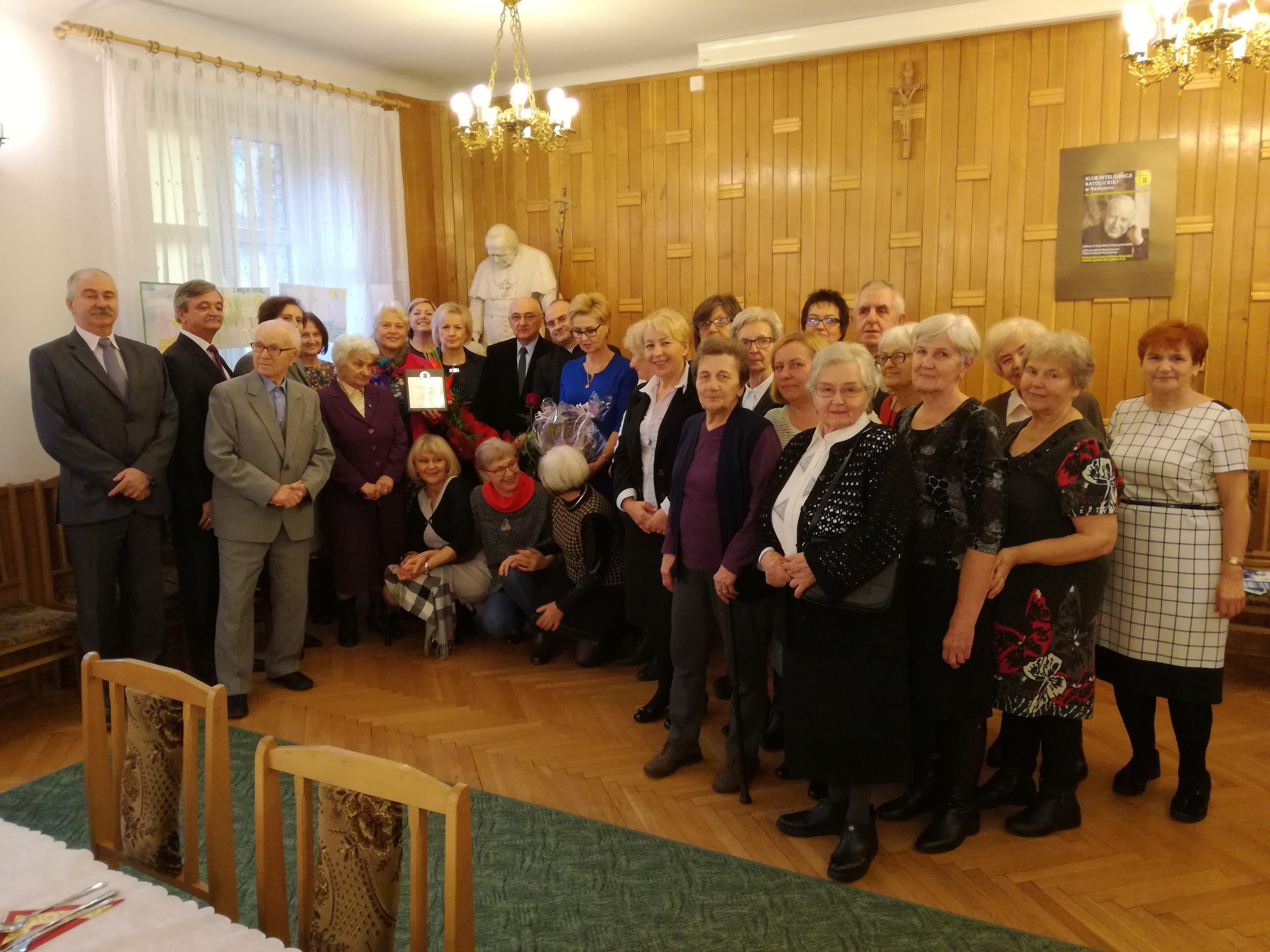 EEEEDwudziestolecie Parafialnego Oddziału Akcji Katolickiej przy radomskiej Katedrze