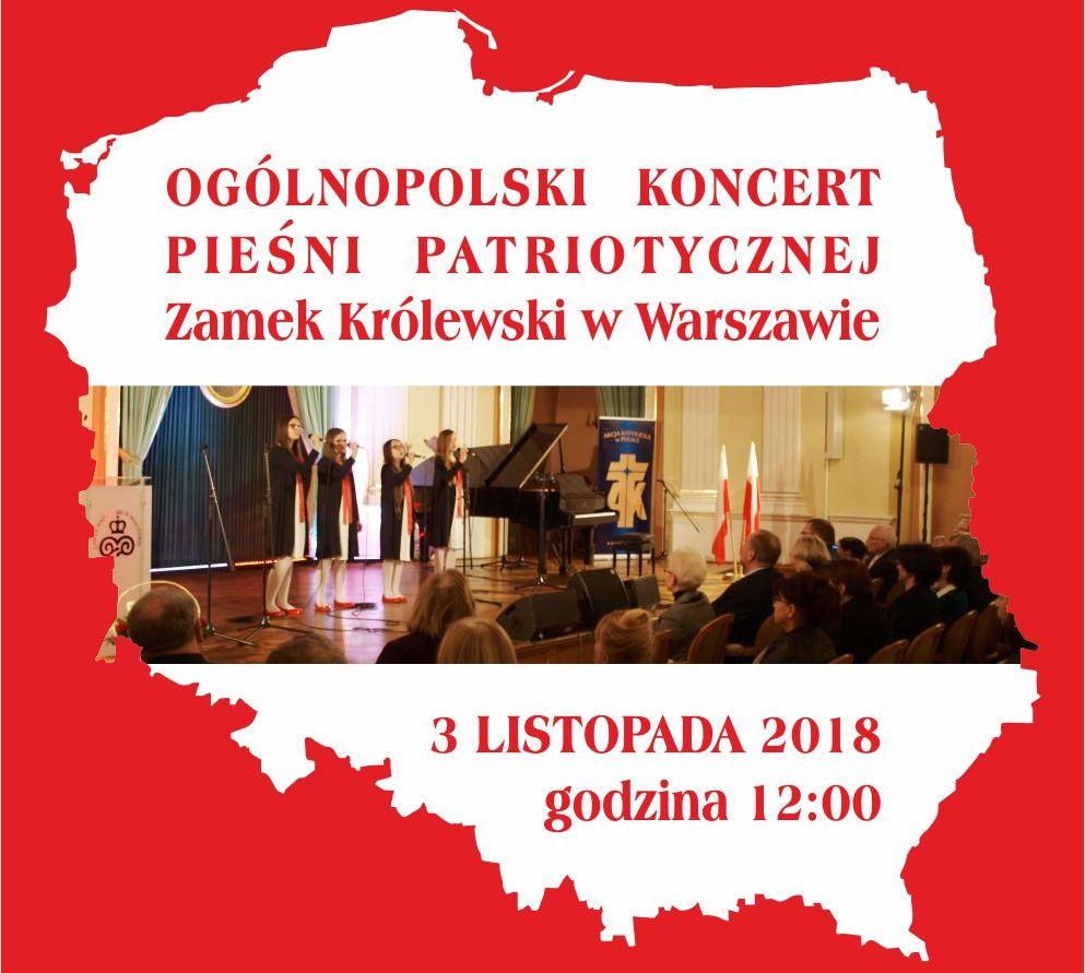 EEEERadomianie zaśpiewają niepodległej w Warszawie!