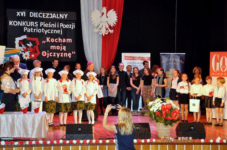 EEEEFinał Konkursu Pieśni i Poezji Patriotycznej odbył się w Lipsku