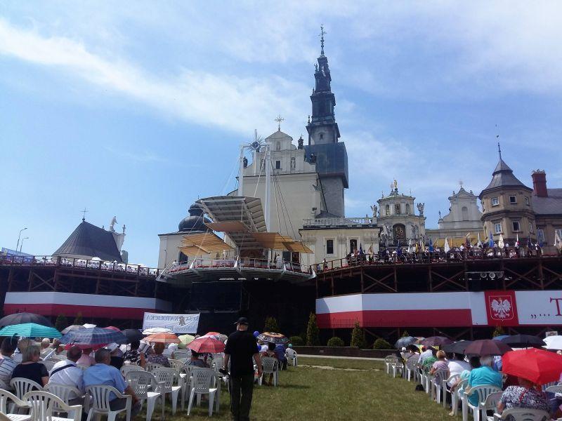 EEEEOgólnopolska Pielgrzymka Akcji Katolickiej na Jasną Górę została odwołana