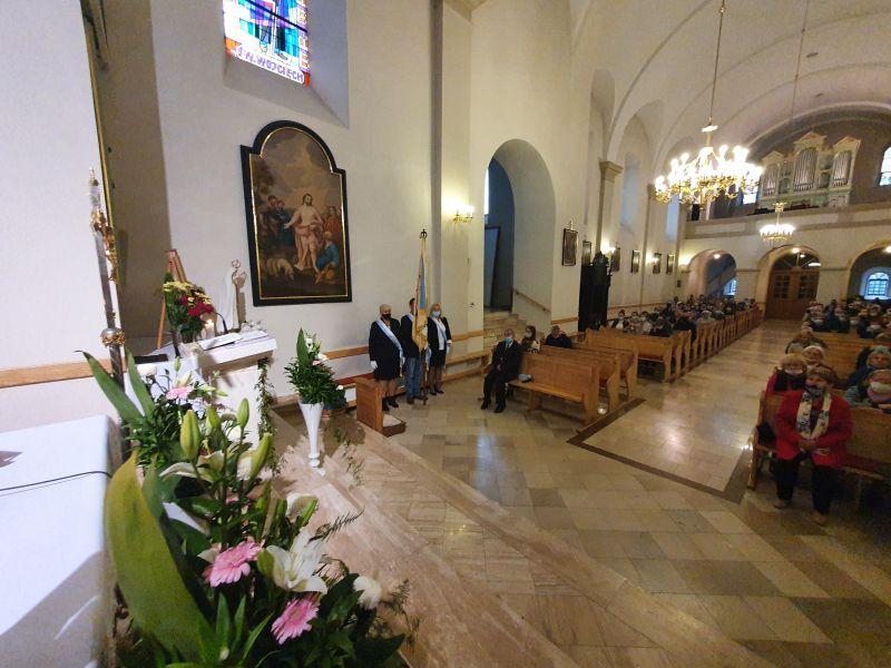 EEEEDzień Papieski w Gowarczowie