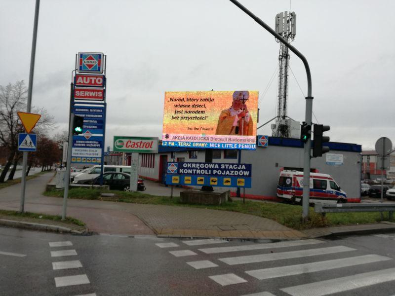 """EEEEKampania telebimowa Akcji Katolickiej """"ZA ŻYCIEM"""""""