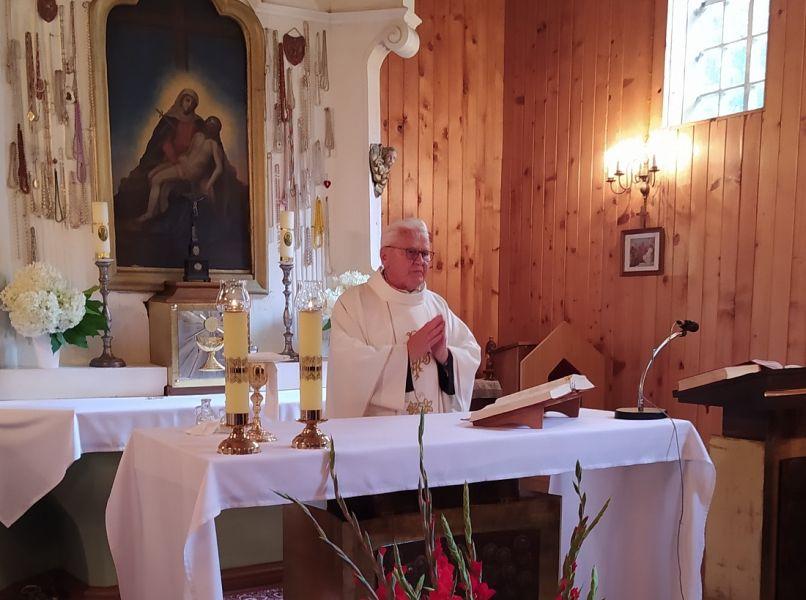 EEEEOdpust parafialny w Borowinie i modlitwa za Ojczyznę