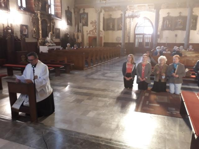 EEEEModlitwa przed beatyfikacją w Szydłowcu